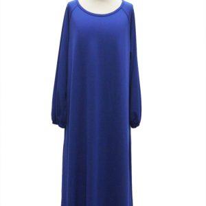 Jubah Azra Blue BX0254C