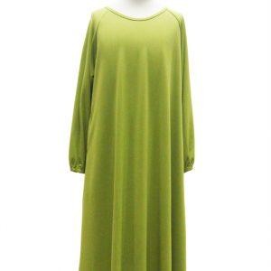 Jubah Azra Green GX0254A
