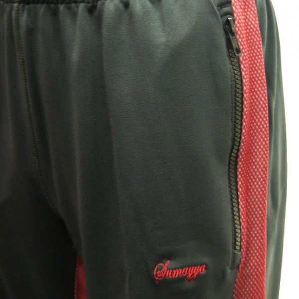 Red PTK0274A Zipper Pocket