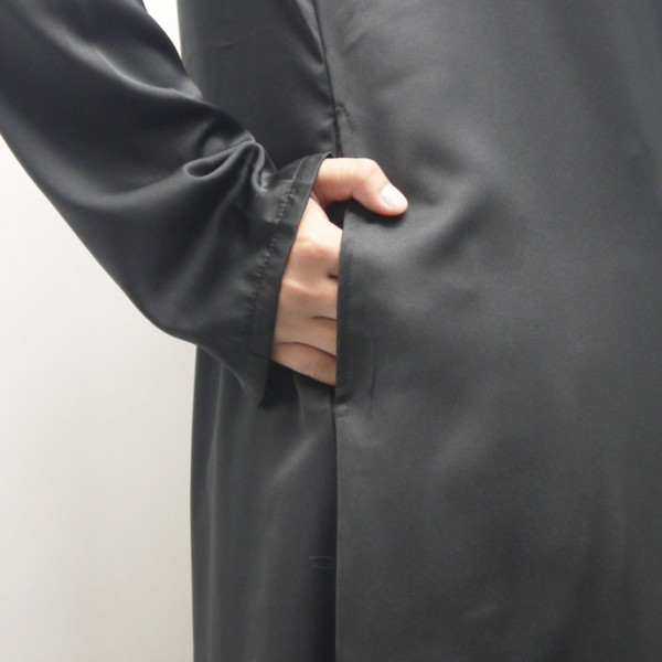 jubah-satin-black-pocket