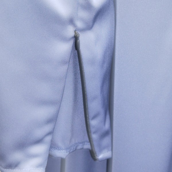 jubah-satin-blue-sleeves