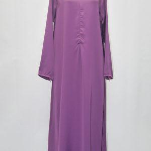 jubah-satin-purple