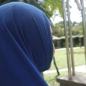 Hijab Syria Blue HJB0297A
