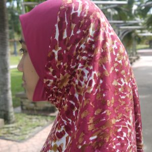 Hijab Lycra 07 HJ70360A